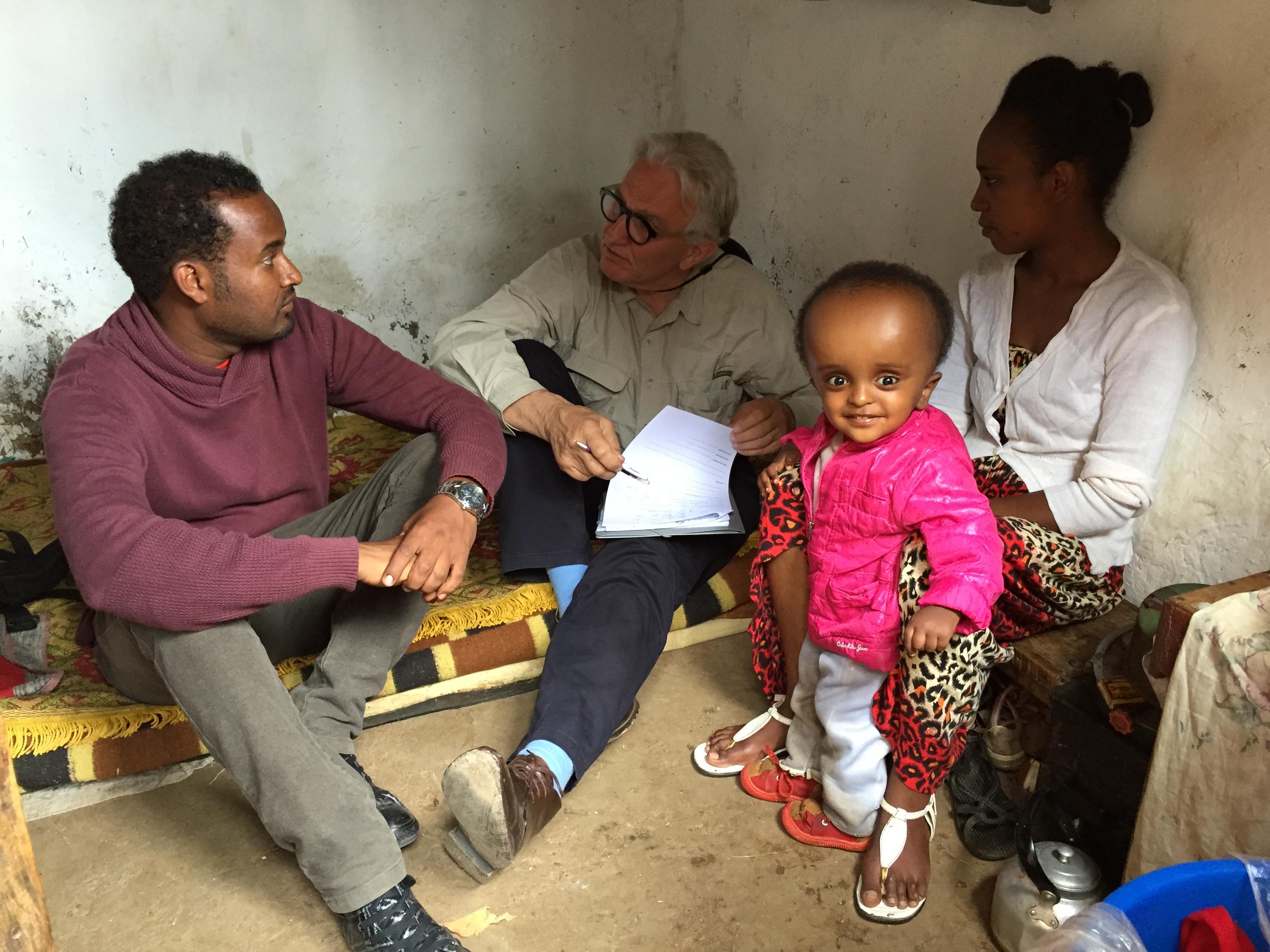 Impressie van een bezoek aan Ethiopië