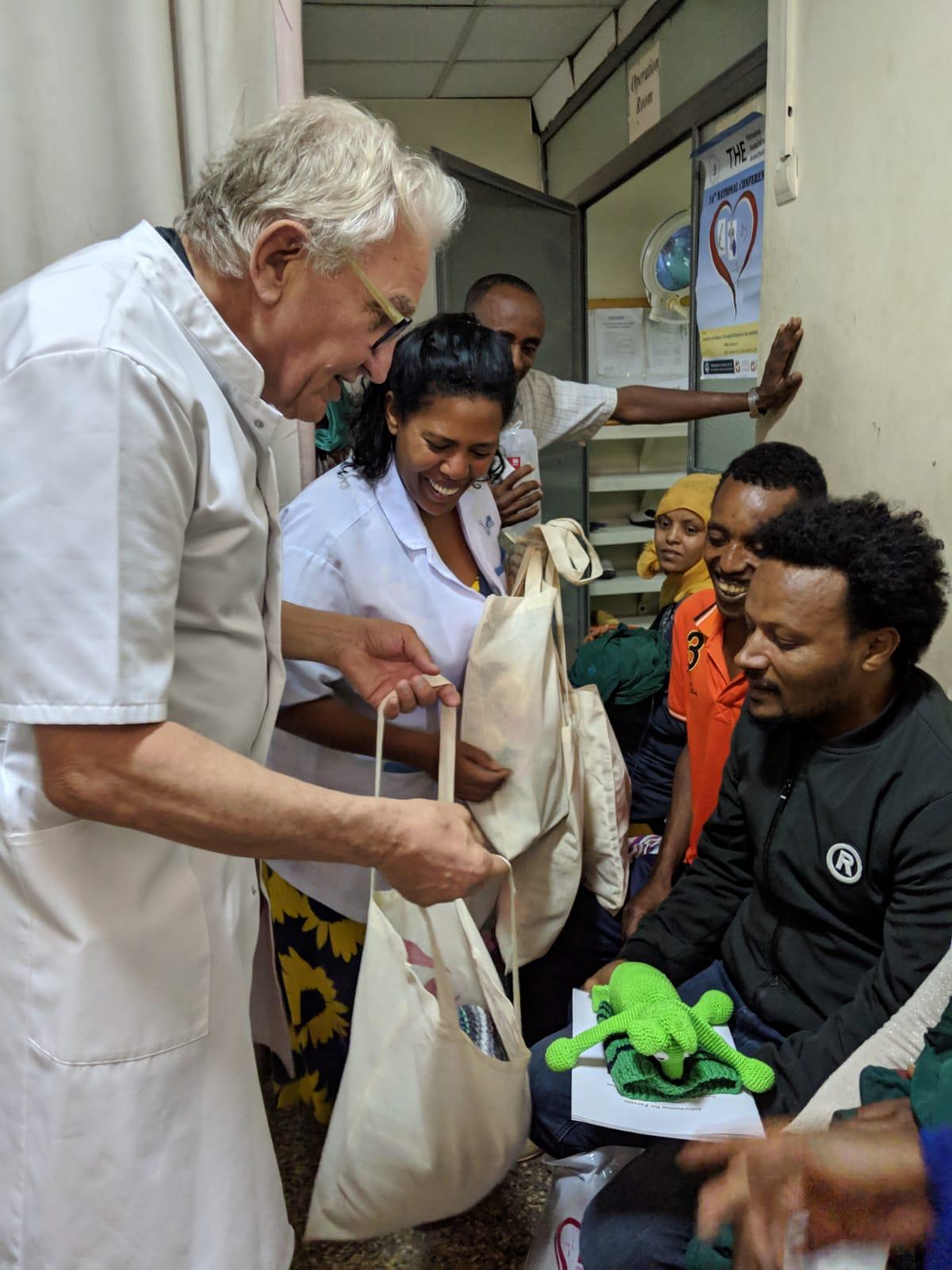 Film werkbezoek aan Ethiopië april 2019